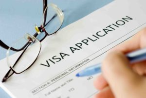 Hướng dẫn cách điền tờ khai xin Visa du lịch Anh