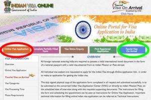 Hướng dẫn cách điền thông tin trong tờ khai đơn xin Visa Ấn Độ