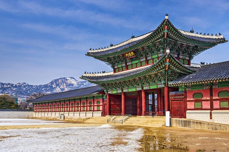 Cung dien Gyungbok