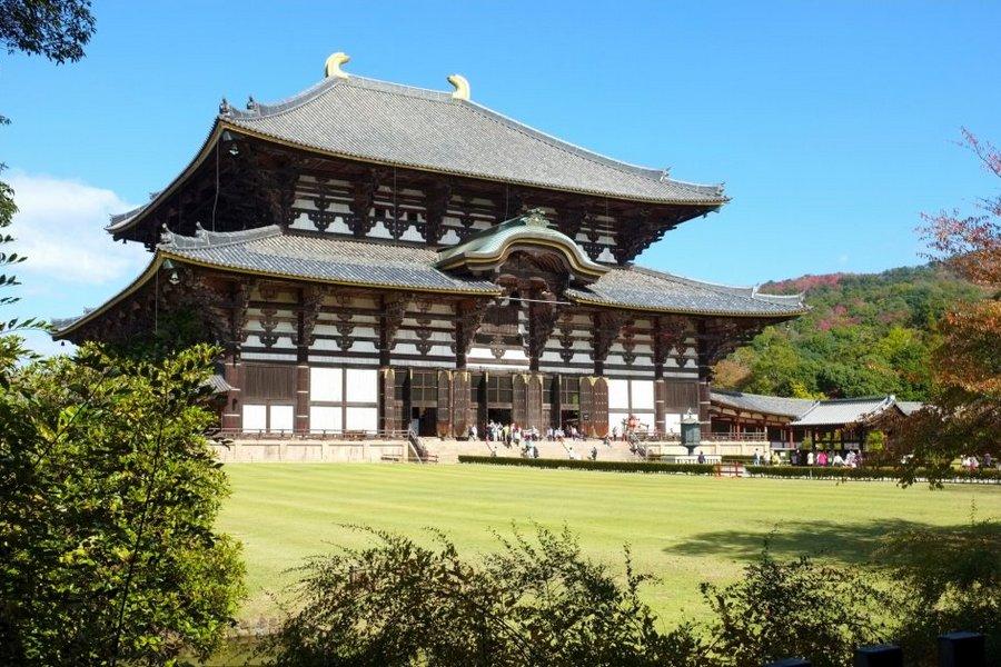 Đền thờ Todaiji, Nhật Bản
