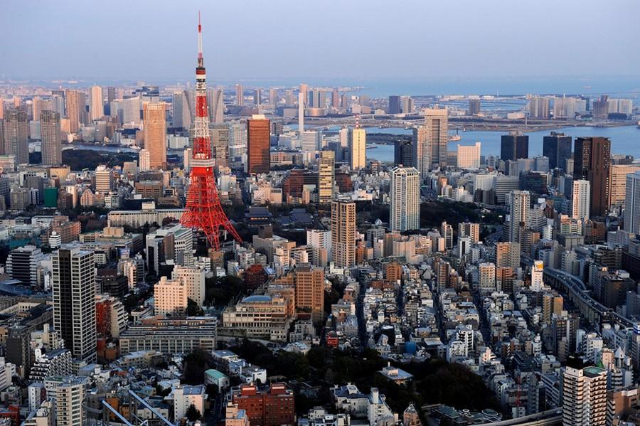 Tháp Tokyo, Nhật Bản