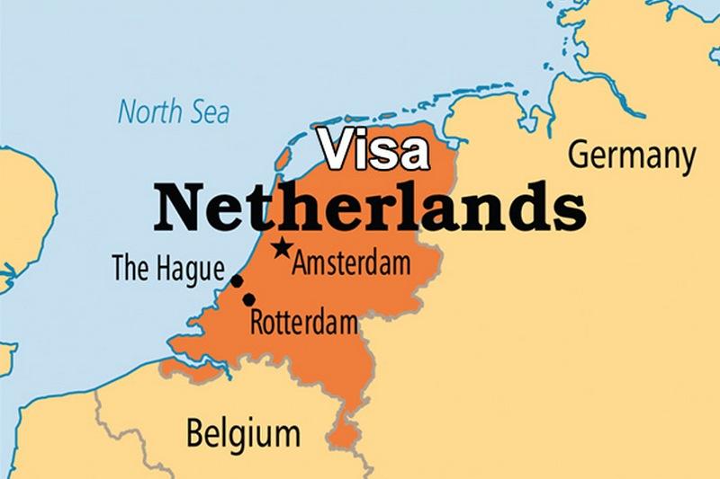 Visa di Ha Lan