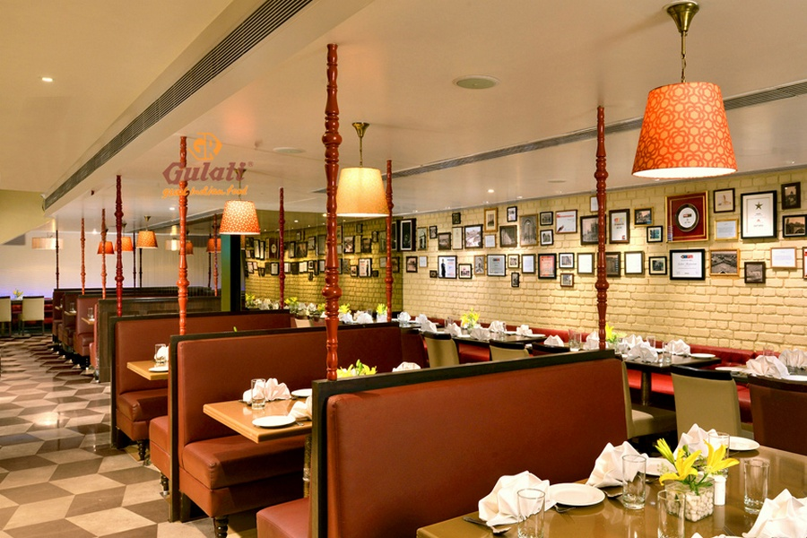 Gulati Restaurant in New Delhi