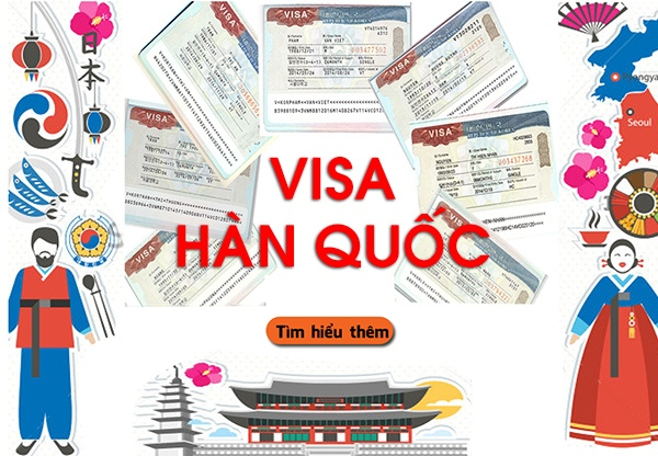 Visa Han Quoc 2019