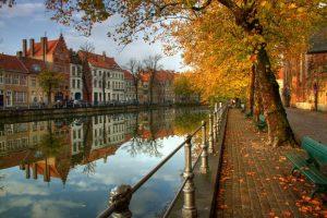 Kinh nghiệm du lịch Bỉ: Đi lại, ăn gì, ở đâu, điểm tham quan