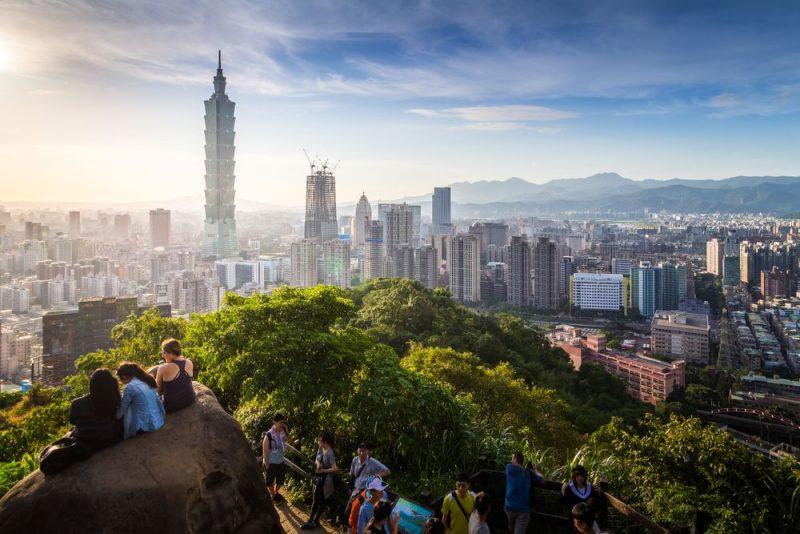 Núi Voi Đài Loan