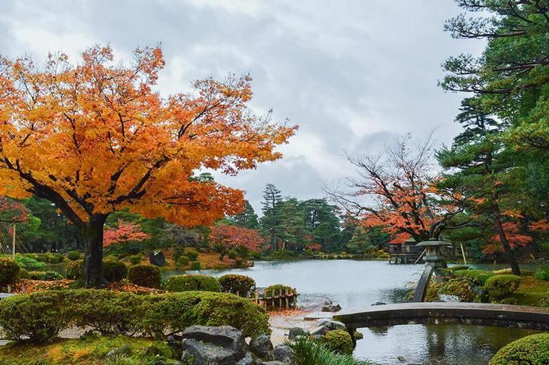 Vườn Kenrokuen