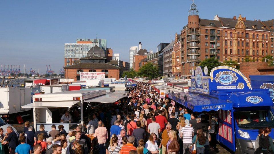 Chợ cá Altona, Hamburg