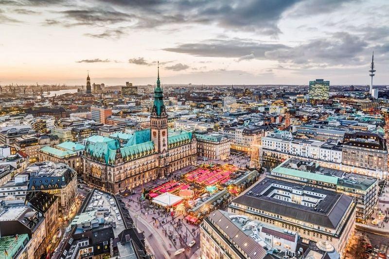 Hamburg City