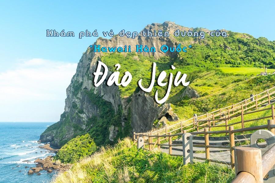 Dao Jeju, Du lich Han Quoc