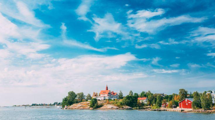 Pháo đài Suomenlinna ở Helsinki, Phần Lan