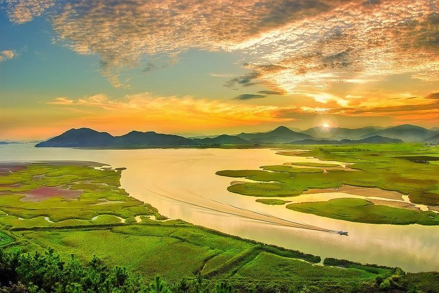Vinh Suncheon, Han Quoc