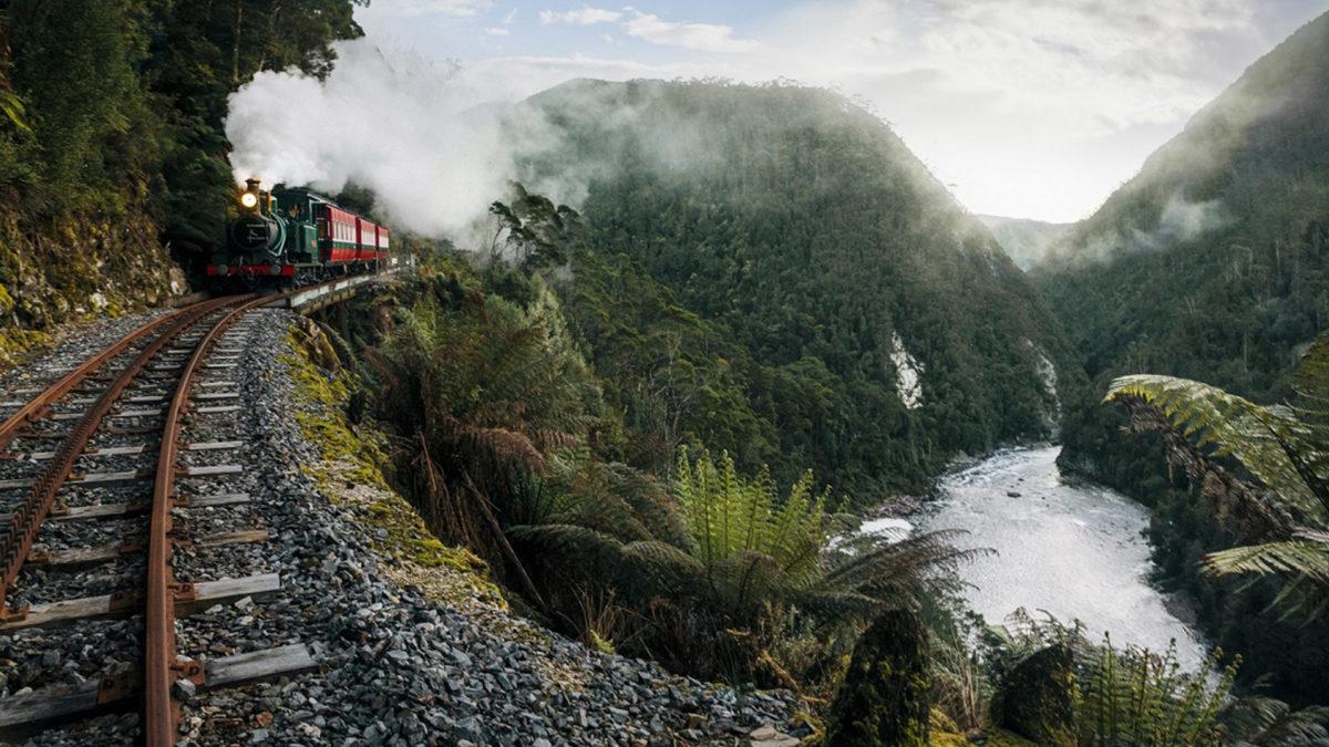 Đường sắt hoang dã West Coast