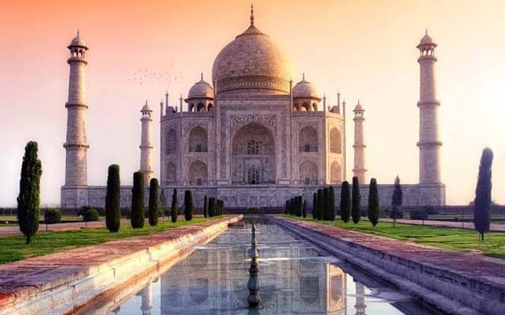 Đền Taj Mahai