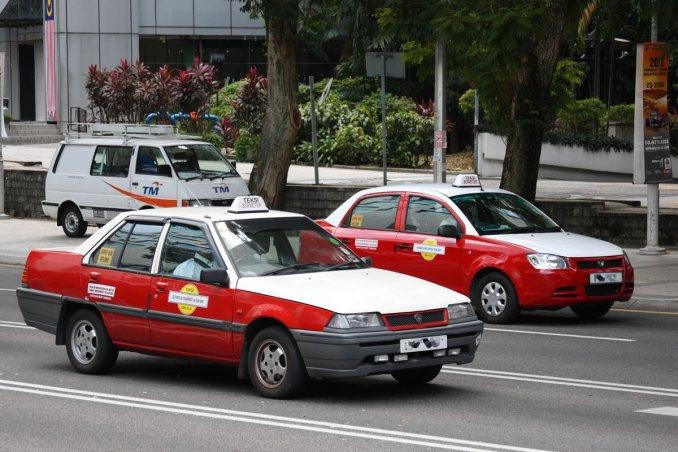 Hãy tránh taxi lừa đảo ở Kuala Lumpur