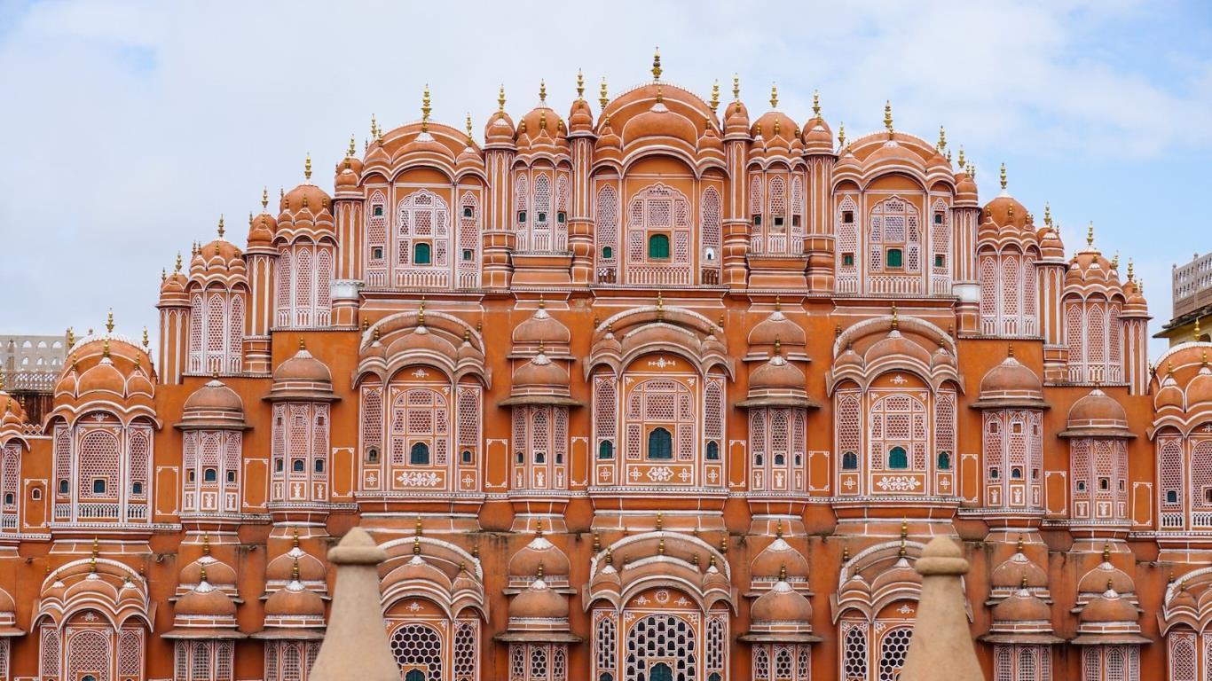 Rajasthan - Vùng đất của vương triều