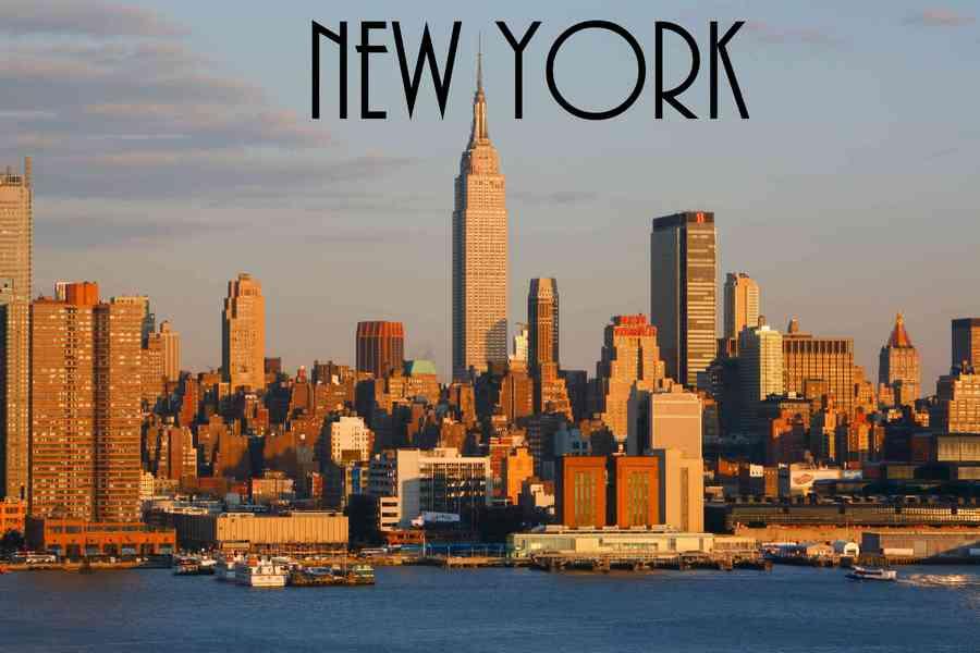 Thanh pho New York