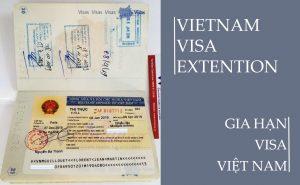 Làm thế nào để gia hạn visa tại Việt Nam?