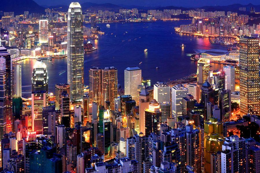 Huong Cang, Hongkong