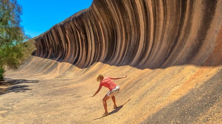 Sóng đá ở Tây Úc