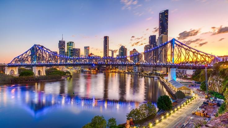Thanh pho Brisbane, Uc