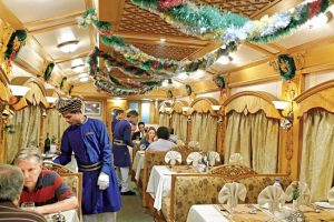 5 chuyến tàu sang trọng ở Ấn Độ