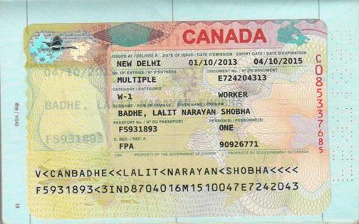 Thị thực việc làm Canada