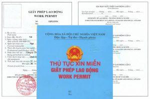 Làm thế nào để được miễn giấy phép lao động Việt Nam