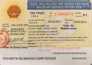 Visa ĐT Việt Nam – Tất cả những gì bạn cần biết