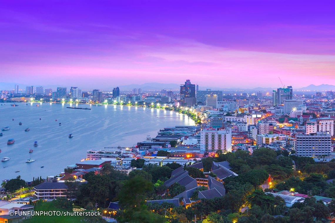 Du lịch 2 ngày 1 đêm tại Pattaya, Thái Lan