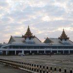 Sân bay Quốc tế Mandalay, Myanmar