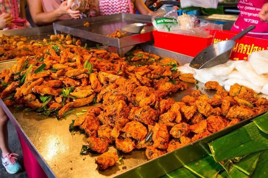 Tod Mun Pla Krai (Thai Fish Cakes)