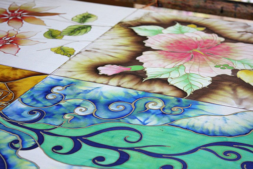 Vải Batik Malaysia