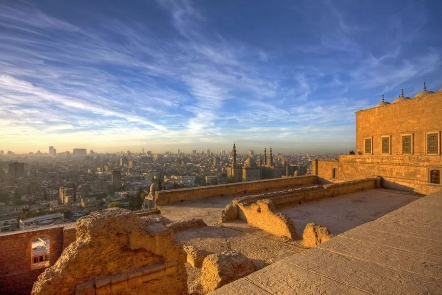 Du lich Cairo, Ai Cap