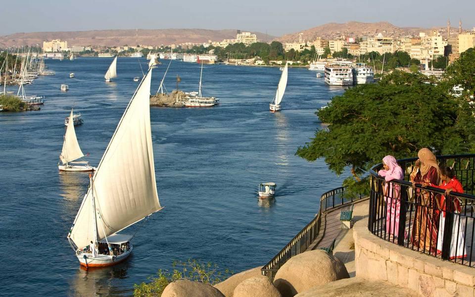 Du lịch sông Nile, Ai Cập