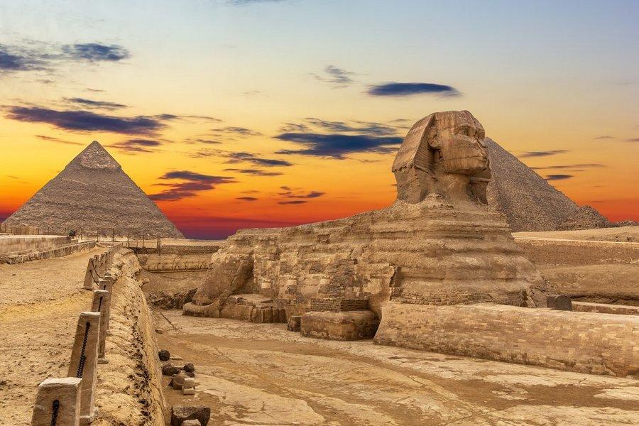 Thời tiết ở Ai Cập