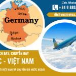 Cập nhật chuyến bay từ Đức về Việt Nam tháng 10, 11/2021 – Đặt vé hôm nay